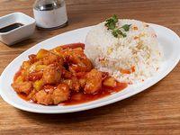 Colación - Pollo cantonés