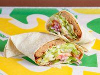 Wrap o Burrito de Costillas BBQ