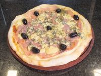 Pizza especial con roquefort