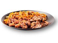 Wok Box 7 Carne Teriyaki/ Cerdo Crocante Agridulce