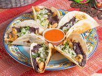 Tacos michoacan (5 unidades)