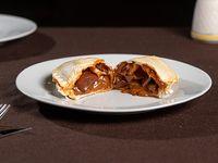 Empanada dulce Bariloche