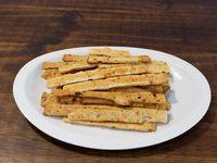 Grisines de queso y cebolla (200 g)