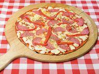 Pizza meneghino