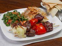 Shish-Kebab de Lomo de Res