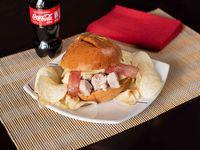 Combo Drunken Pork + Gaseosa + Paquete Papas Fritas