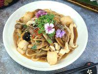 Truffle udon