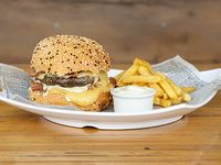 Saboo burger