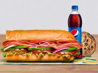 Combo Sándwich Italiano B.M.T.™ 30 cm