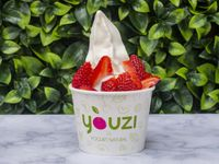 Helado de Yogurt o Vainilla Mediano