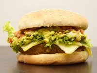 Hamburguesa Mexicana 10% OFF