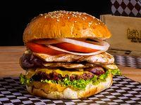Hamburguesa Mixta Especial 300 g