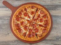 """Pizza pepperoni Lover's familiar 14"""""""