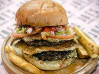 La porfia burger