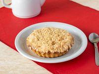 Minicake - apple crumble