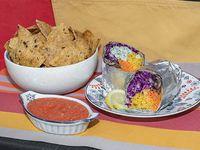 Combo - Burrito lover