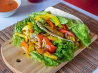 Tacos veggie (2 unidades)