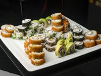 Mix sushi mixto - 70 piezas