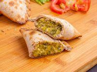 Empanada fly veggie
