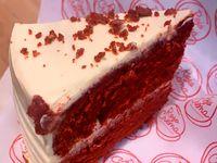 Tortas Rojo Crema por porción