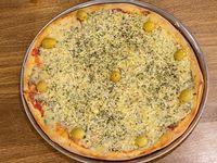 10 - Pizza al roquefort
