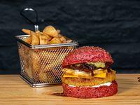 Combo - Veggie burger + guarnición