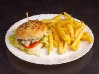 Burger X I I