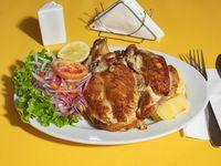 Pollo a la plancha