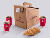 Caja x6 de Tintos + 6 Croissant de Queso
