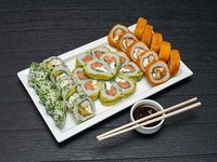 Promo 2 - 30 piezas tempura o panko