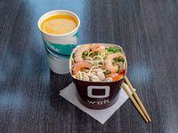 Noodles WOK + Jugo 16 oz