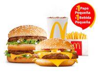McCombo™ Big Mac + Cuarto de Libra con Queso