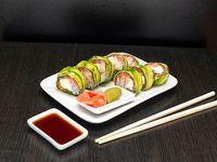 105 - Sake ebi palta sin arroz