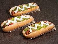 Promo - 3 hot dog extra