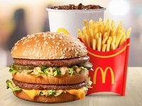 Mc Combo Big Mac grande
