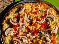 Pizza Mediana Vegetales