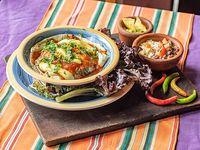 Enchiladas suizas (3 unidades)