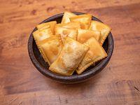 Empanadas de queso fritas (porción 10 unidades)