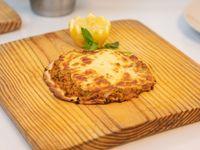 Lehmeyún vegetariano con muzzarella (3 unidades)