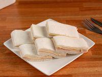 Sándwiches mixtos (6 unidades)
