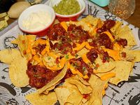 Koyote Chilli Cheese Nachos