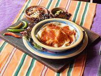 Enchiladas rojas (3 unidades)