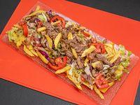 Shawarma farid para dos personas