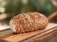 Pan porteño integral con semillas