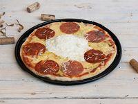 Pizza Burrata Trufada