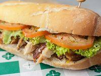 Sándwich Chicken Bacon