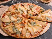 Pizza Manzana & Queso Azul Grande