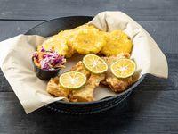 Filete de pescado sencillo