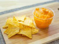 Dips – Mayo de zanahoria con nachos