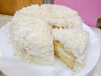 Torta Casera Coconut